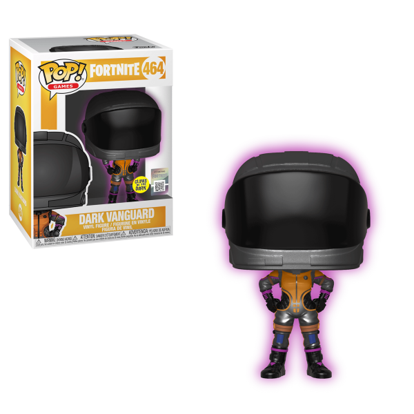 Фигурка Funko POP!  Fortnite: Dark Vanguard (Тёмная странница)