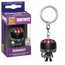 Брелок Funko Pocket POP!: Fortnite: Burnout