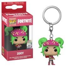 Брелок Funko Pocket POP!: Fortnite: Zoey