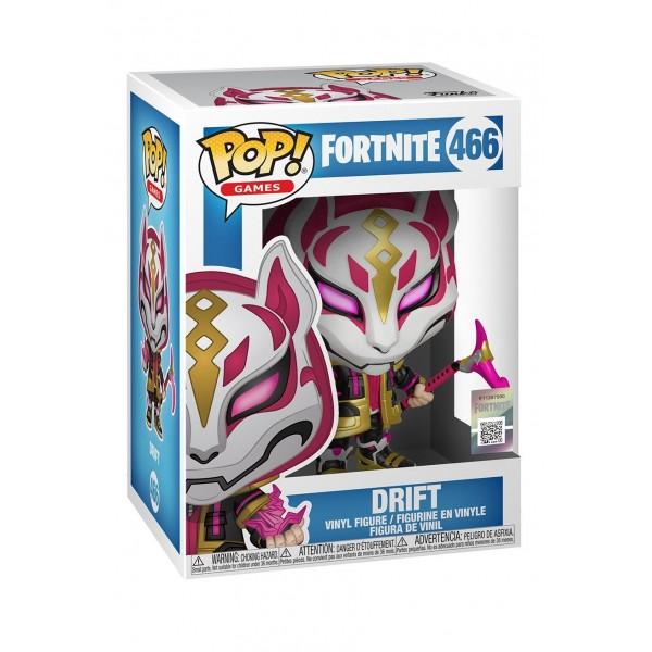 Фигурка Funko POP!  Fortnite: Drift (Дрифт)