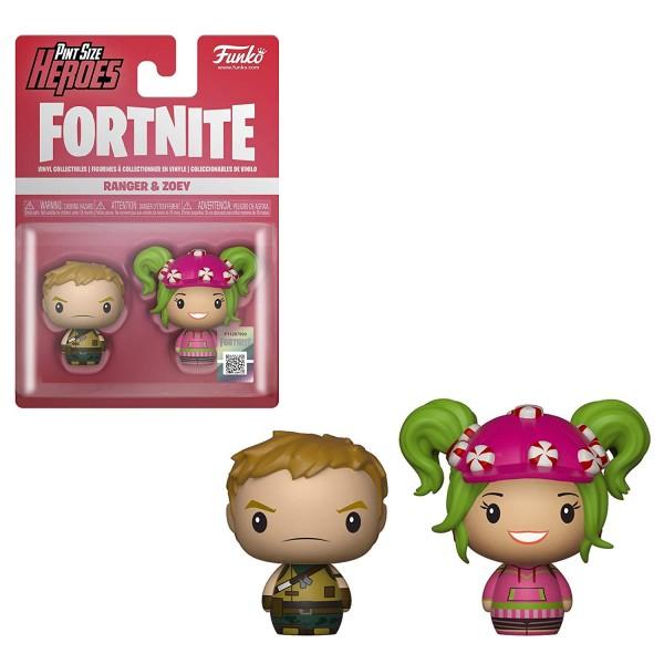 Фигурки Funko Pint Size Heroes: Fortnite S1: Ranger & Zoey