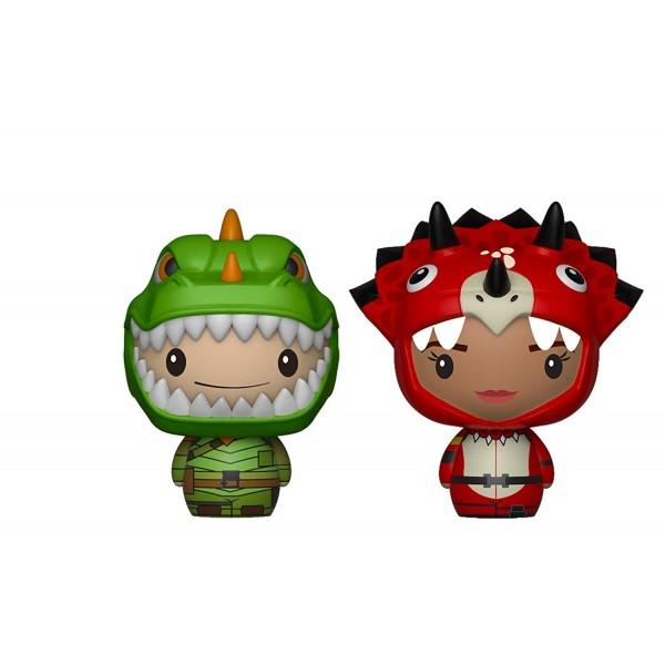 Фигурки Funko Pint Size Heroes: Fortnite S1: Rex & Tricera Ops