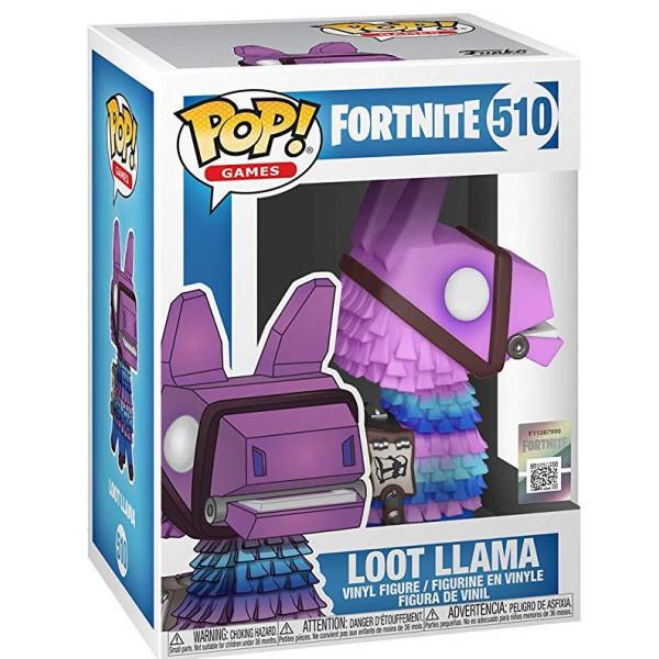 Фигурка Funko POP! Vinyl: Games: Fortnite: Loot Llama
