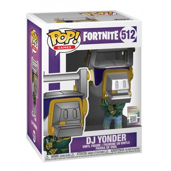 Фигурка Funko POP! Vinyl: Games: Fortnite S3: DJ Yonder