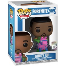 Фигурка Funko POP! Vinyl: Games: Fortnite: Giddy Up