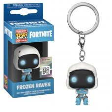 Брелок Funko Pocket POP! Fortnite: Frozen Raven