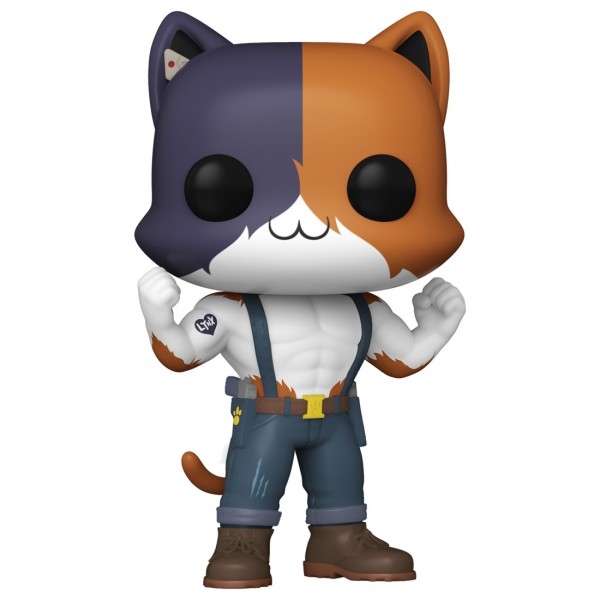 Фигурка Funko POP! Vinyl: Games: Fortnite: Meowscles