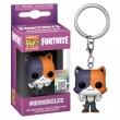 Брелок Funko Pocket POP! Keychain: Fortnite: Meowscles