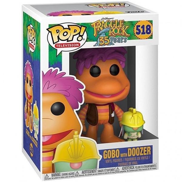 Фигурка Funko POP! Vinyl: Fraggle Rock: Gobo with Doozer