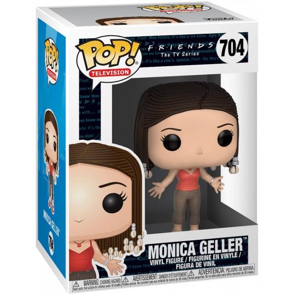 Фигурка Funko POP! Vinyl: Friends: Моника Геллер с косичками (Monica Geller)