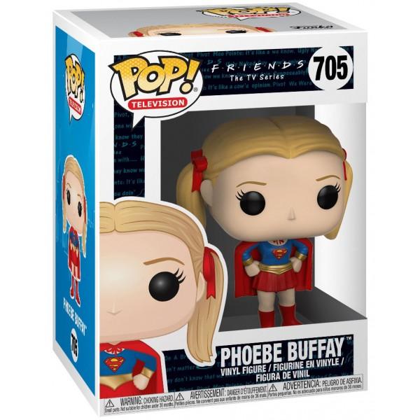 Фигурка Funko POP! Vinyl: Friends: Фиби Буффе (Pheobe Buffay Supergirl)