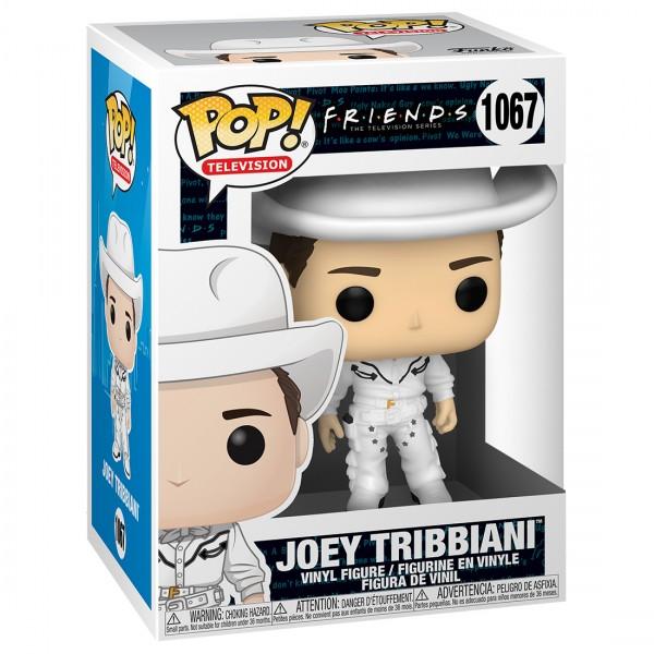 Фигурка Funko POP! Vinyl: Friends: Джоуи Триббиани в одежде Ковбоя (Joey Tribbiani as Cowboy)
