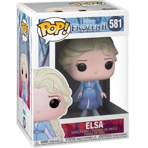 Фигурка Funko POP! Vinyl: Disney: Frozen 2: Elsa
