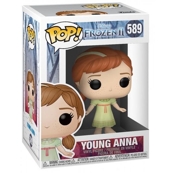 Фигурка Funko POP! Vinyl: Disney: Frozen 2: Young Anna