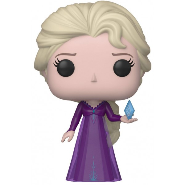 Фигурка Funko POP! Vinyl: Disney: Frozen 2: Elsa with Crystal (Эксклюзив)