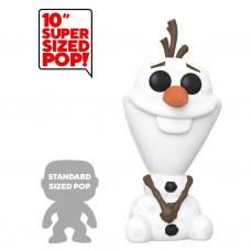"Фигурка Funko POP! Vinyl: Disney: Frozen 2: Olaf 10"" (Эксклюзив)"