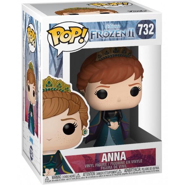 Фигурка Funko POP! Vinyl: Disney: Frozen 2: Anna in Epilogue Dress