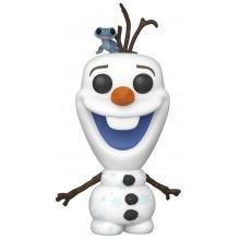 Фигурка Funko POP! Vinyl: Disney: Frozen 2: Olaf with Bruni