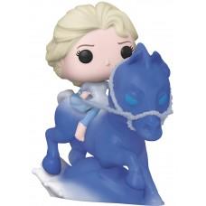 Фигурка Funko POP! Rides: Disney: Frozen 2: Elsa riding the Nokk
