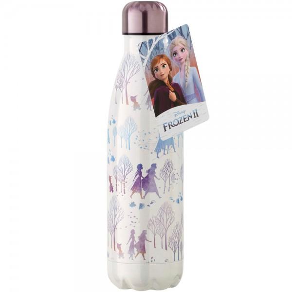 Бутылка металлическая Funko Frozen 2: Fearless: Metal Water Bottle: Pattern