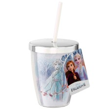 Кружка Funko Frozen 2: Fearless: Travel Tumbler: Fearless