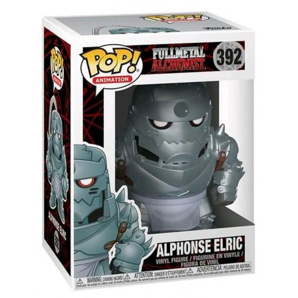 Фигурка Funko POP! Vinyl: Full Metal Alchemist: Alphonse