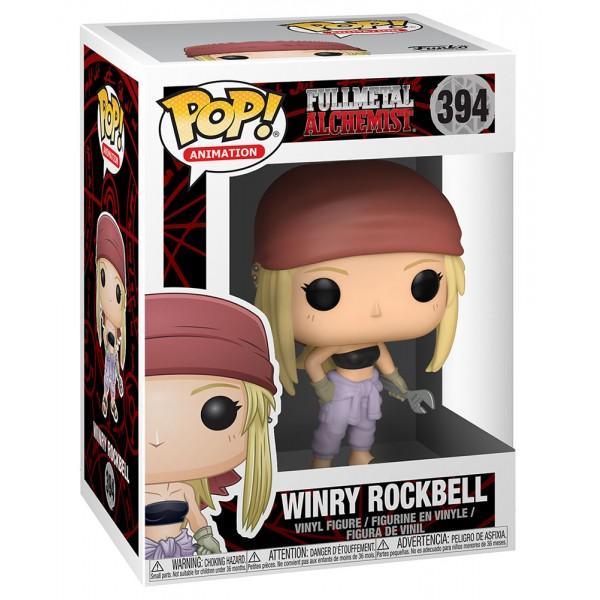 Фигурка Funko POP! Vinyl: Full Metal Alchemist: Winry Rockbell
