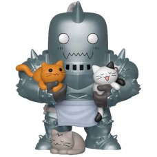 Фигурка Funko POP! Vinyl: Full Metal Alchemist: Alphonse Elric with Kittens (Эксклюзив)