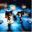 Настольная игра POP! Funkoverse: DC Comics 100 Base Set
