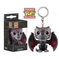 Брелок Funko Pocket POP! Game of Thrones: Drogon