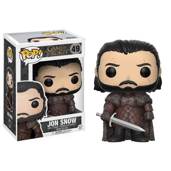 Фигурка Funko POP!  Game of Thrones:  Jon Snow (Джон Сноу)