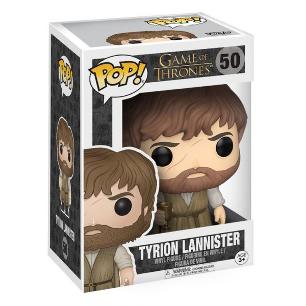 Фигурка Funko POP!  Game of Thrones:  Tyrion Lannister (Тирион Ланнистер)