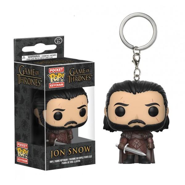 Брелок Funko Pocket POP! Game of Thrones: Джон Сноу
