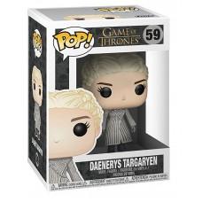 Фигурка Funko POP! Game of Thrones: Daenerys (White Coat)