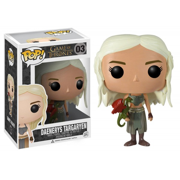 Фигурка Funko POP!  Game of Thrones:  Daenerys Targaryen (Дейнерис Таргариен)