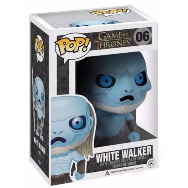 Фигурка Funko POP!  Game of Thrones: White Walker (Белый ходок)