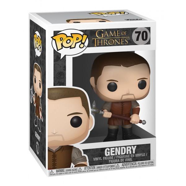 Фигурка Funko POP! Vinyl: Game of Thrones S9: Gendry (Джендри)