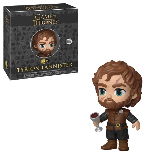 Фигурка Funko 5 Star: Game of Thrones: Tyrion Lannister (Тирион Ланнистер)