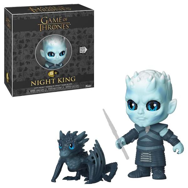 Фигурка Funko 5 Star: Game of Thrones: Король Ночи с ледяным Визерионом