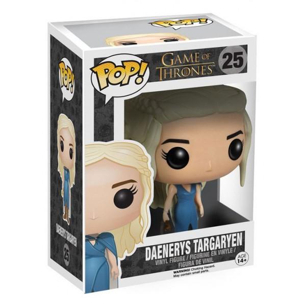 Фигурка Funko POP!  Game of Thrones:  Mhysa Daenerys (Blue Dress)