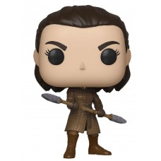 POP! Vinyl: Game of Thrones: Arya w/Two Headed Spear