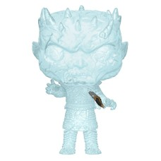 Фигурка Funko POP! Vinyl: Game of Thrones: Crystal Night King w/Dagger in Chest (Эксклюзив)