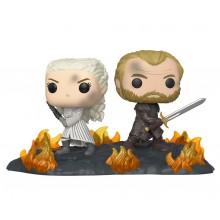 Фигурка Funko POP! Vinyl: Movie Moment: Game of Thrones: Daenerys & Jorah B2B w/Swords