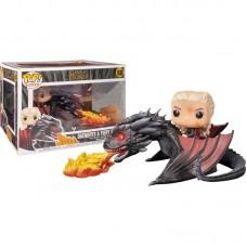 Фигурка Funko POP! Rides: Game of Thrones: Daenerys on Fiery Drogon