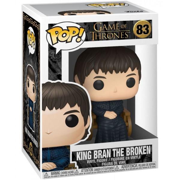 Фигурка Funko POP! Vinyl: Game of Thrones: King Bran The Broken