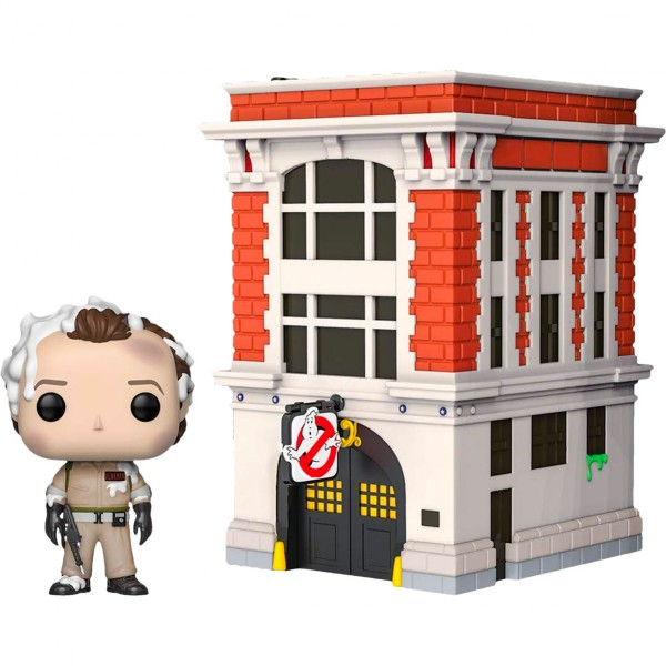 Фигурка Funko POP!: Town: Ghostbusters: Peter with House