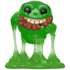 Фигурка Funko POP! Vinyl: Ghostbusters: Slimer with Hot Dogs (Translucent) (Эксклюзив)