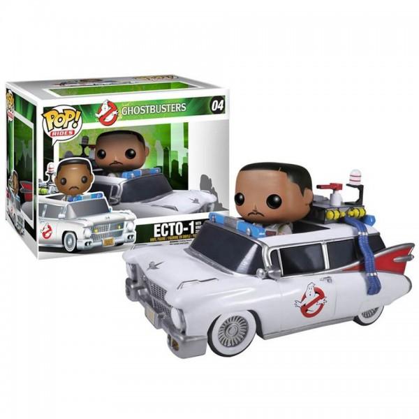 Фигурка Funko POP! Rides: Ghostbusters: ECTO-1 & Zeddemore