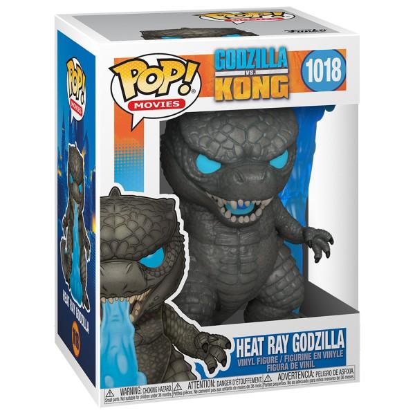 Фигурка Funko POP! Movies: Godzilla Vs Kong: Heat Ray Godzilla