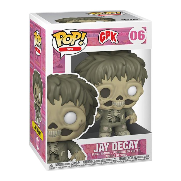 Фигурка Funko POP! GPK Garbage Pail Kids: Jay Decay